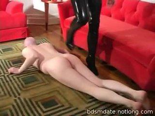 fetish, online bondage / s&m