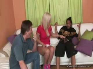 Tara Lynn Foxx - Oh No! There's a Negro in My Daughter 3 - Scene 2 - Chatsworth pictures