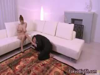 自由 黑妞, 理想 日本, 所有 大胸部 有趣
