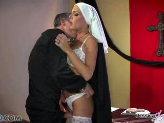 Hot Nuns Jessica Jaymes And Nikki Benz