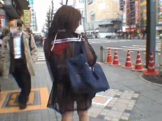japānas, voyeur, amatieru meitene