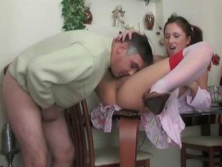 Rumaja in kaose sikil gets fucked by older dude