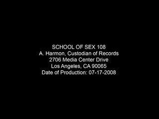 Schule von sex armee hardcore szene