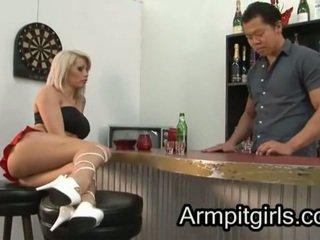 big tits, skirts