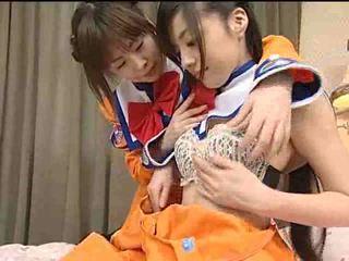 Japani lesbo teini-ikä video-