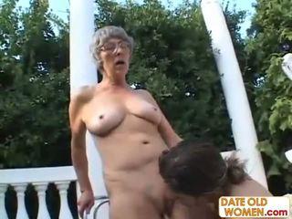 フリーク の ネイチャー 非常に 古い 女性