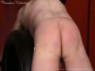 Another Slave Gets Beaten Up Hard