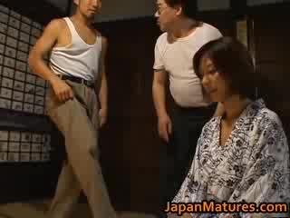 Chisato Shouda Amazing mature Japanese