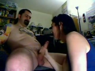 Beautiful girl fucked by a long haired guy