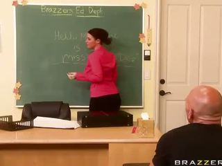 sophie dee অধিক, হটেস্ট busty teacher হিসাব করা যায়