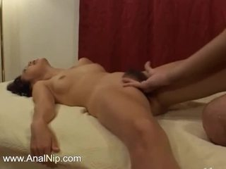 Indah jepang anal berbulu seks