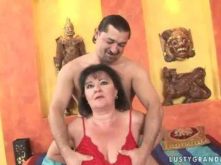 Голям бюст баба gets прецака красива трудно