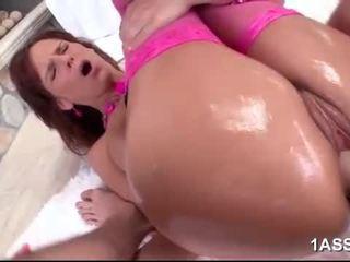 Syren de mer enjoys anala kön