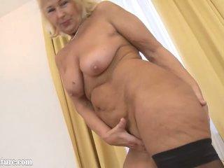 fat blonde anal dildo -