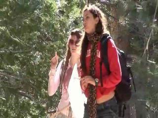 Faye reagan og georgia jones gå ut til arbeid på thier forholdet