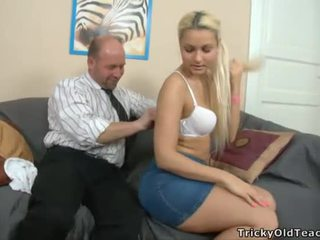 pierdolony, student, hardcore sex, seks oralny