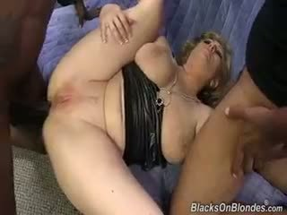 Vicky Vixen May Have Bitten Off More Than She Can Chew.