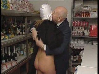 Biarawati & kotor tua orang. tidak seks