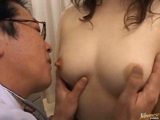 Nude Oriental Office Gal