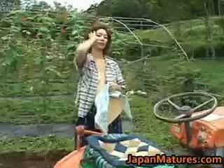 Chisato shouda 亞洲人 成熟 小雞 gets part6
