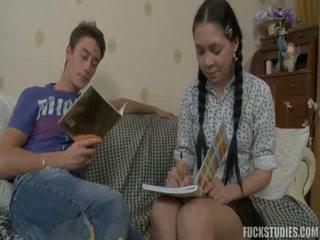 Horny Couple Seduce Teens Pics
