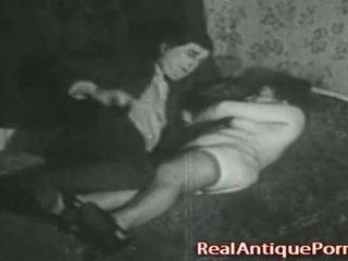 1920 κλασσικό πορνό: ο robber!