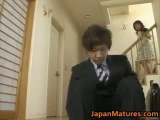 Hitomi kurosaki zralý japonská žena part1