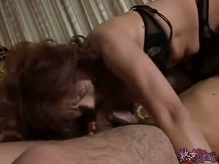 Japanese Mom and NOT her Son -Part 1- -unsencored-