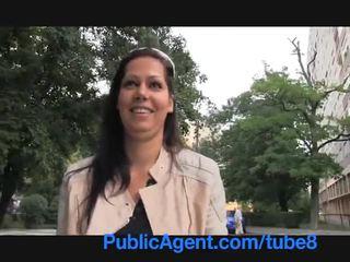 Publicagent impactante morena nena es bent encima en mi coche