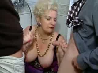 granny, fuck, fetish, german