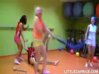 Aerobics 性别