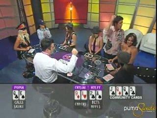 ブロンド puma swede wins a jackpot インサイド ポーカー