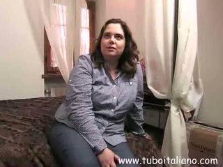 שחרחורת, מציצה, אישה, איטלקי
