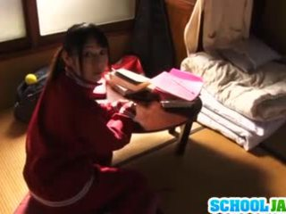 Amazing Asian schoolgirl Ruka