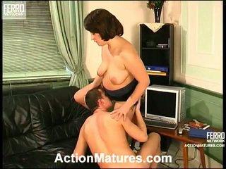 Juliana と donald 変態の ママ インサイド アクション