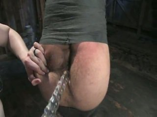 Mistress Claire Adams In Heavy Tied Performance