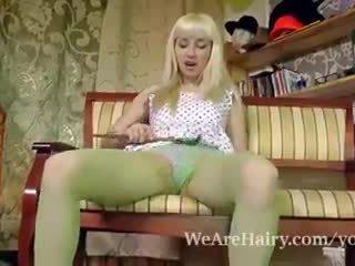slim, blondes, pale, upskirt