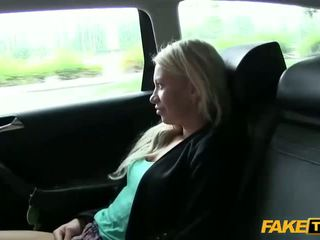 Russian sweetie banged for a free fare