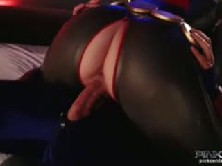 Sexy Super Hero Loves Getting Fucked Hard