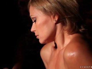 Hot sex slave gets fucked pretty hard