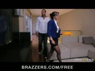 Esperanza gomez - sexy spanjolle real estate agent fucks të saj klient në bëj një shitje