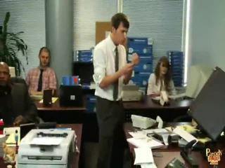 O escritório 02 ashlynn brooke, faye reagan, gianna michaels, jenny hendrix, nika noire, sadie west