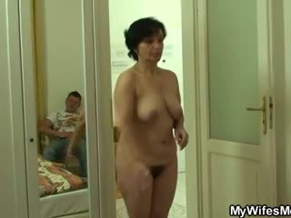 old watch, hot grandma hottest, real granny