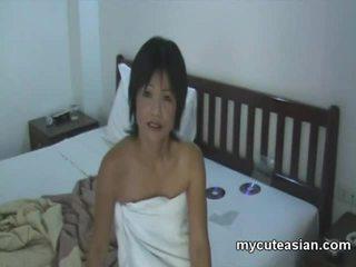 Ázsiai amatőr pro érett orális öröm xxx