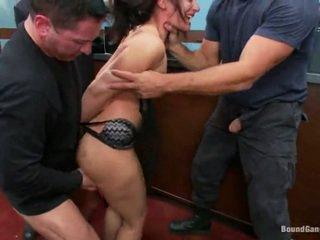 Sheena ryder has throat becerdin tarafından banka robbers
