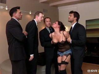 ডবল অনুপ্রবেশ, বড় tits, পায়ুসংক্রান্ত
