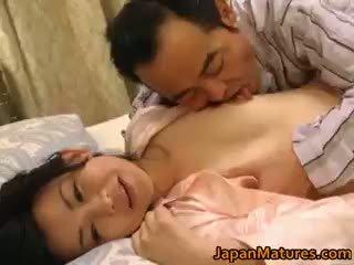 जापानी, समूह सेक्स, बड़े स्तन, परिपक्व