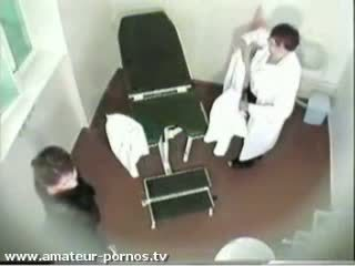 hidden cam at the gynecologist Video