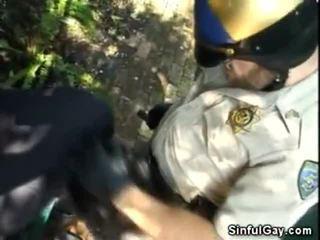 Hawt Cop Oral Pleasure
