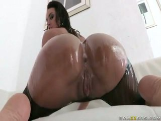 Luscious porno estrella franceska jaimes grande culo pounded